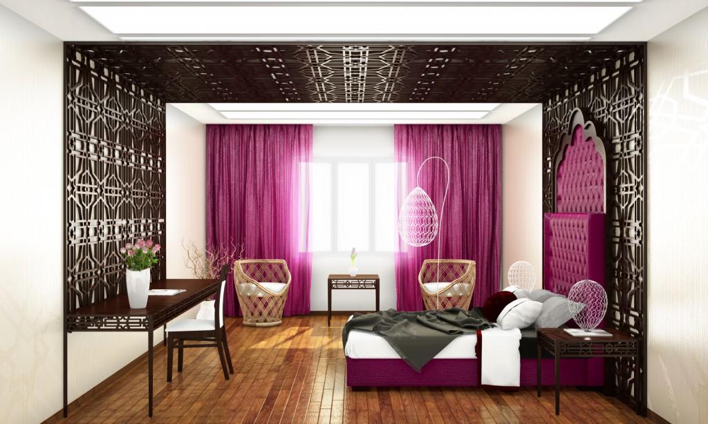 bedroom-colour-ideas-abstract-homelane