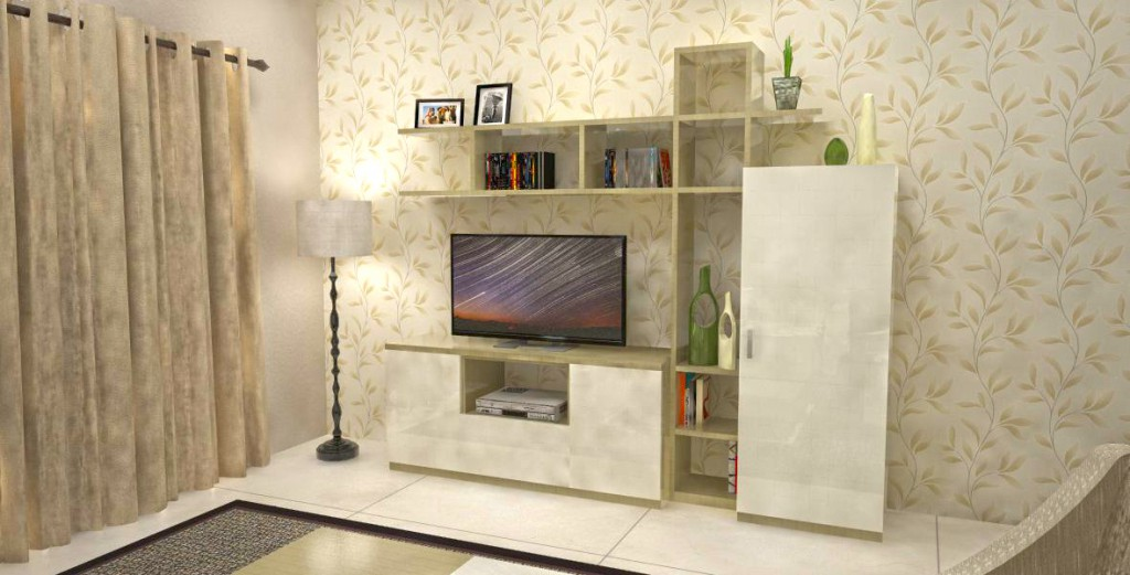 How an Entertainment Unit Can Simplify Your Life - HomeLane