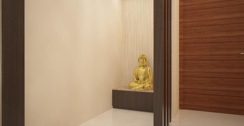 Foyer Unit Designs : Apartment foyer design