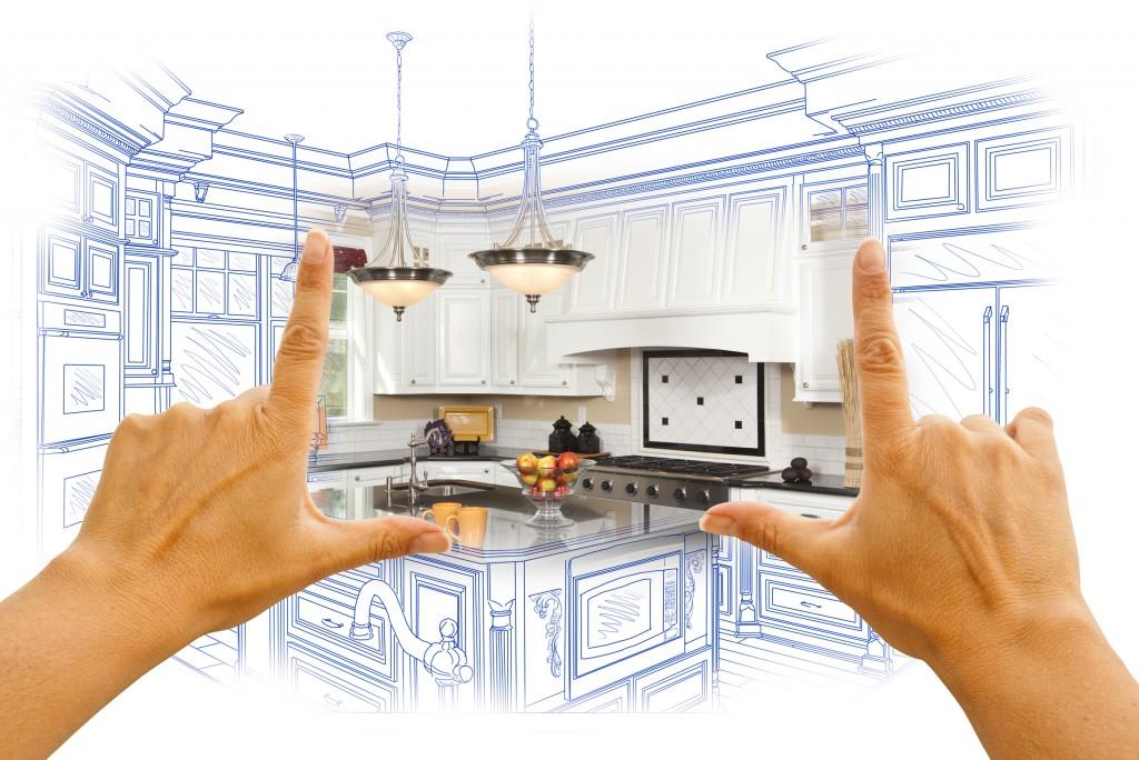Home Decor Ideas Kitchen Design Sketch