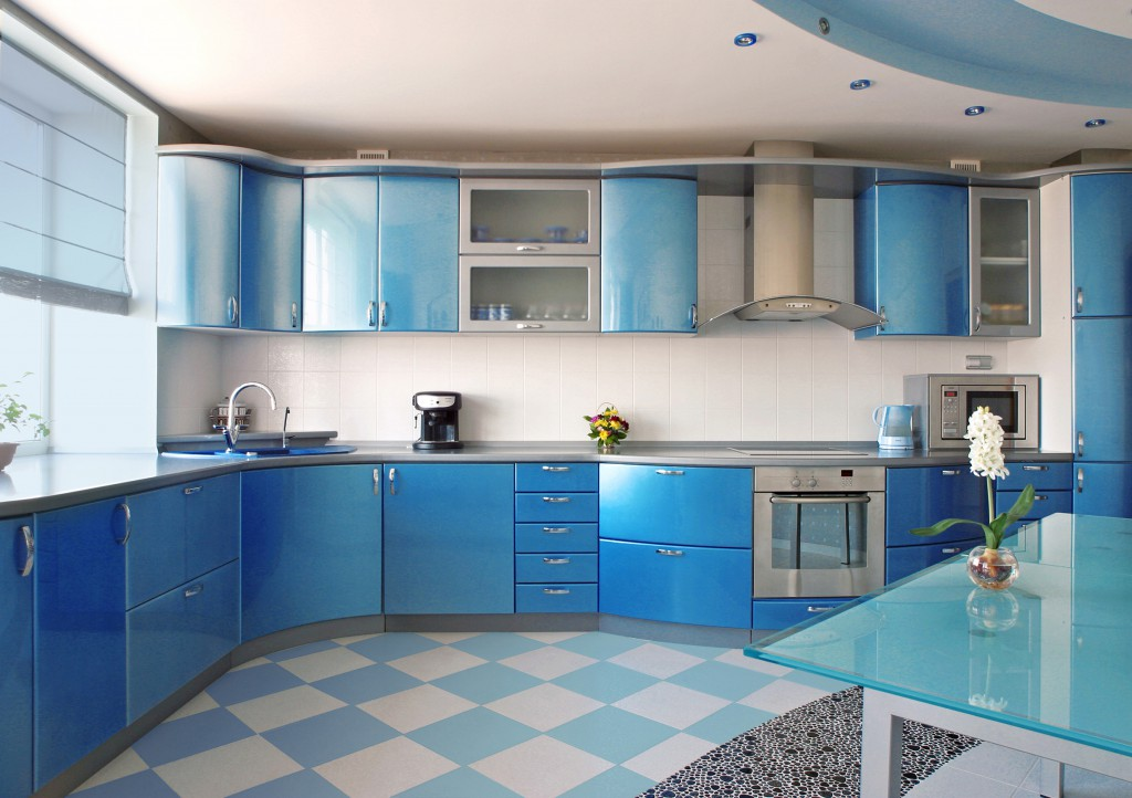 A cook needs her calm, right? This kitchen gives you exactly that.