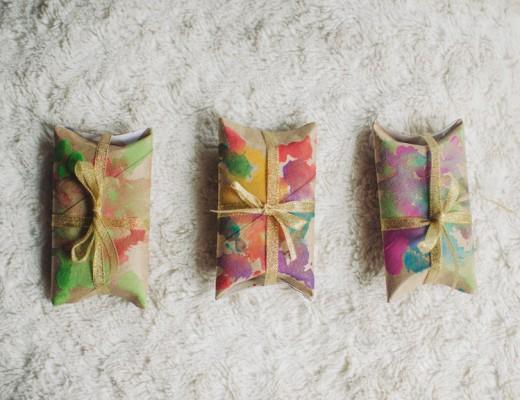 DIY Diwali Gift Wrap