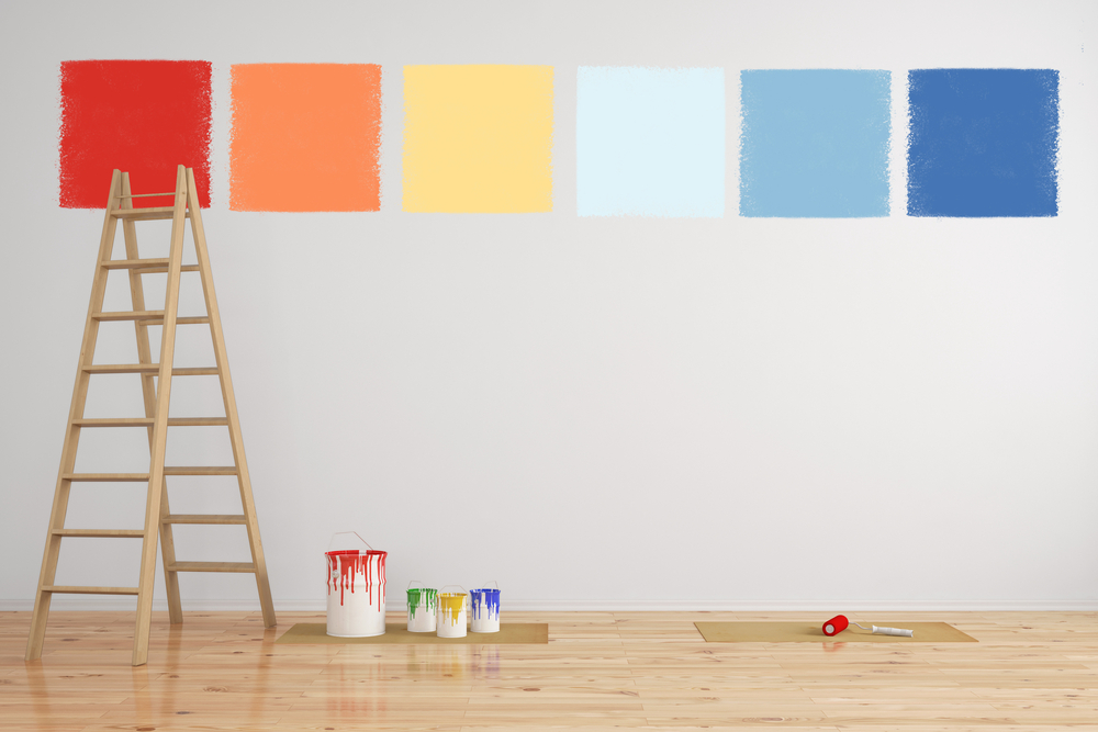 10 house painting tips you must know before you move in for Home painting images