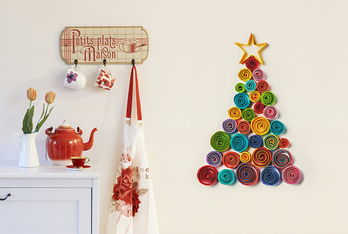 Christmas-decor-quilling-tree