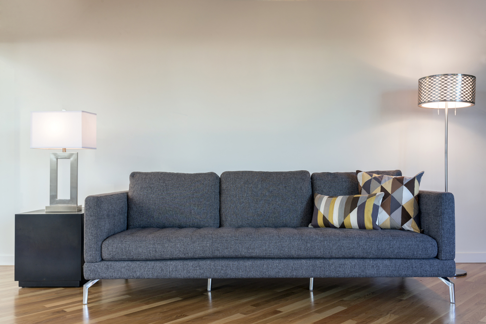 Mid century modern sofas are popular choices for modern minimalist