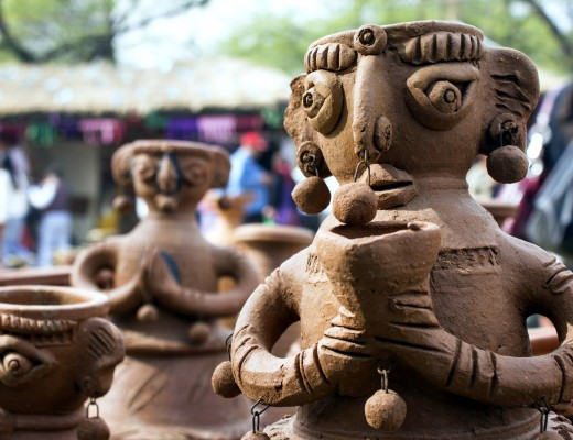 Terracota and clay artists at Surajkund will wow your heart