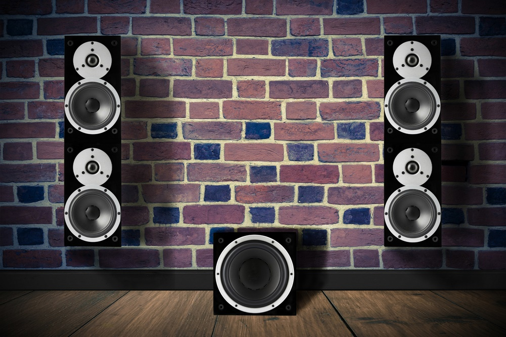 The right speakers for the right sound. Choose wisely!