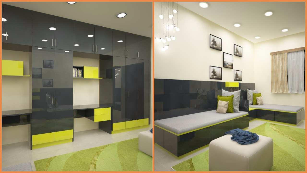 Interior design for home in bangalore - Customer Story Creating A Super Planned Modular Home In Bangalore S Coffee Board Layout
