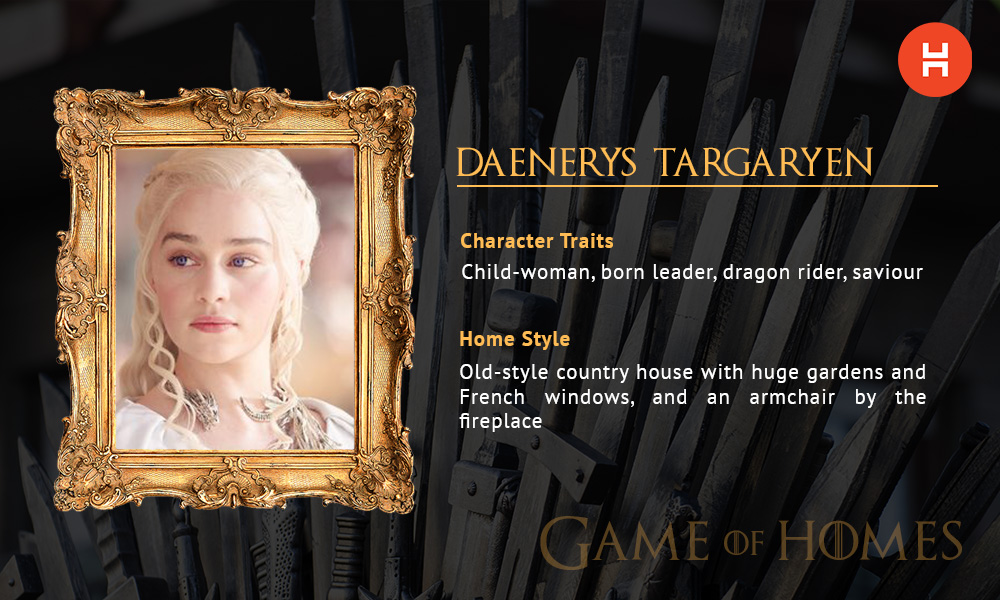 Sneak Peek: Game of Thrones' 6 Most Beloved Characters and Their Home Décor Style