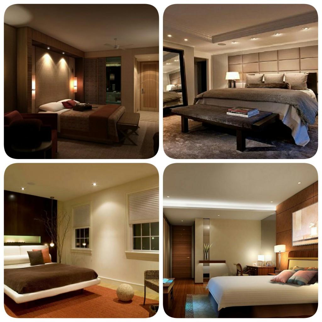 Bed RoomArea Lighting Ideas