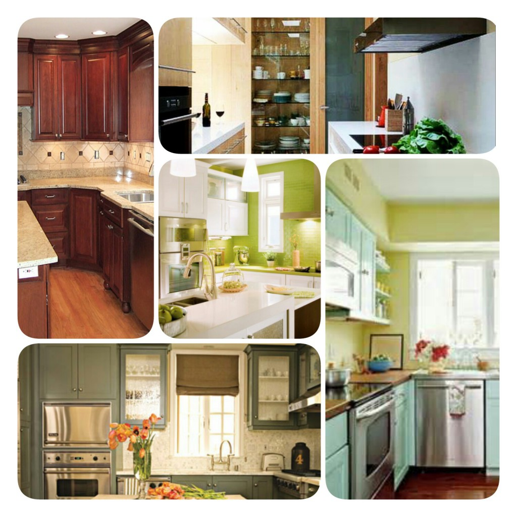 Small Kitchens Colour Choice