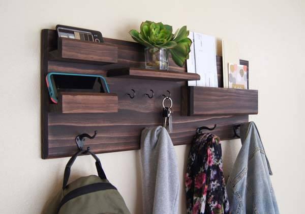 Organise your shelves